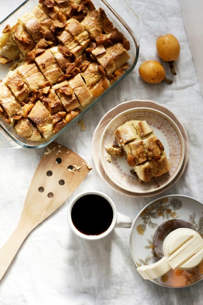 dessert à la nèfle de japon