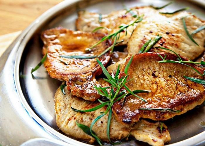 escalope de jambon de porc pour lutter contre la cellulite