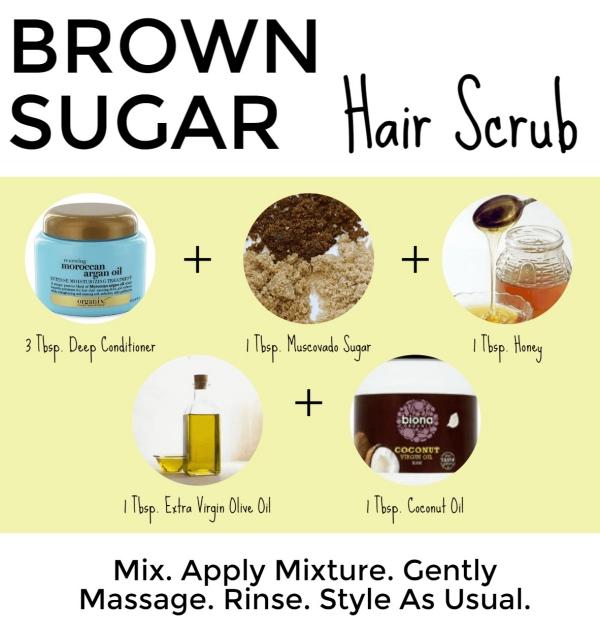 exfolier la peau appliquer une mixture