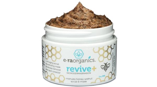 exfolier la peau masque organique