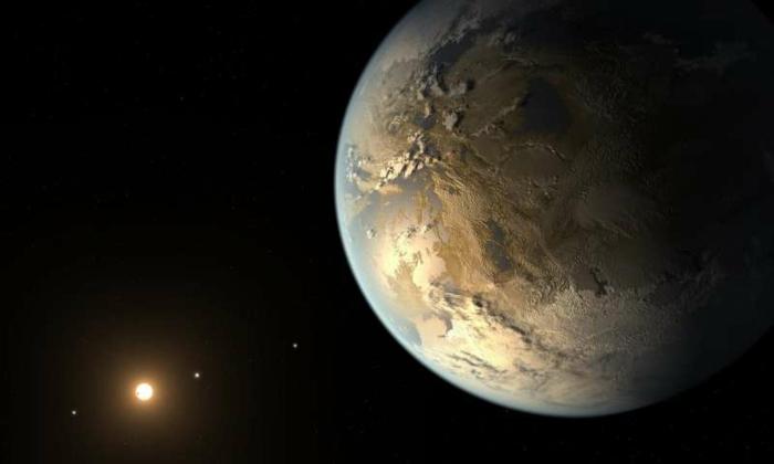 exoplanète à nommer