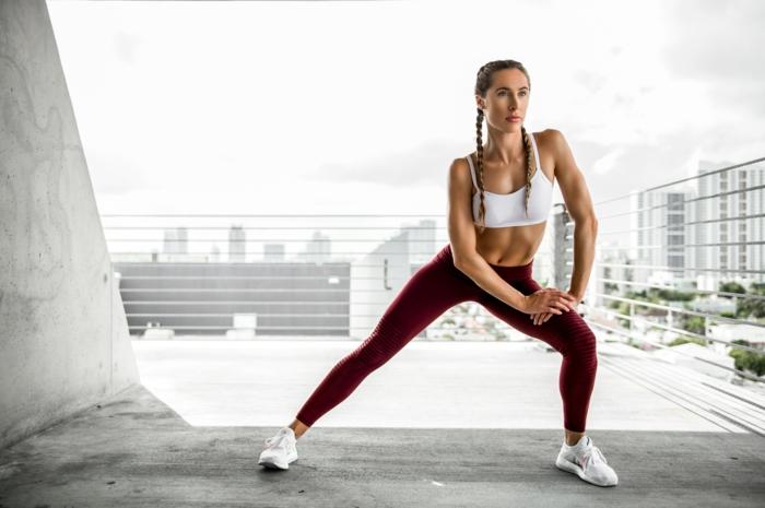 faire du sport pour lutter contre la cellulite