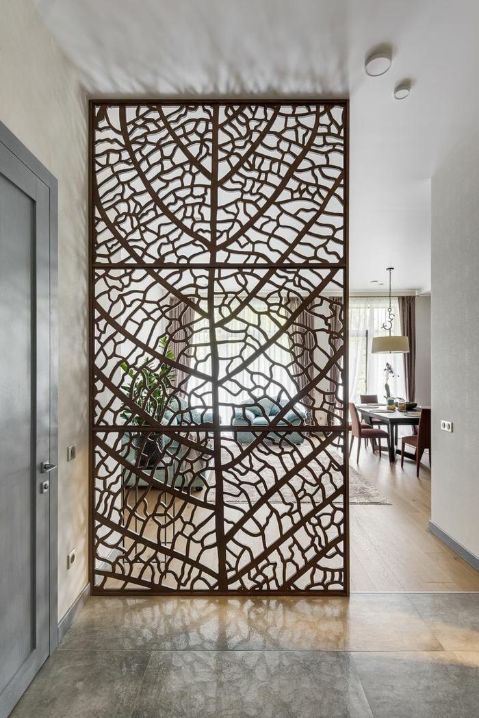 idée claustra décoratif