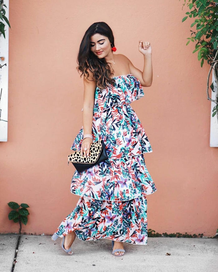 idée de robe estivale 2019 été