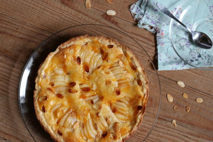 idée dessert facile tarte bourdaloue
