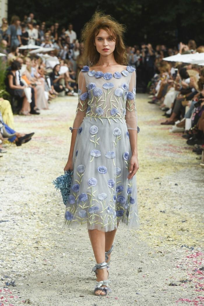 idée tenue pour les beaux jours robe estivale