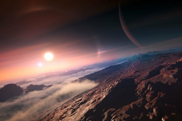 invité à nommer une exoplanète