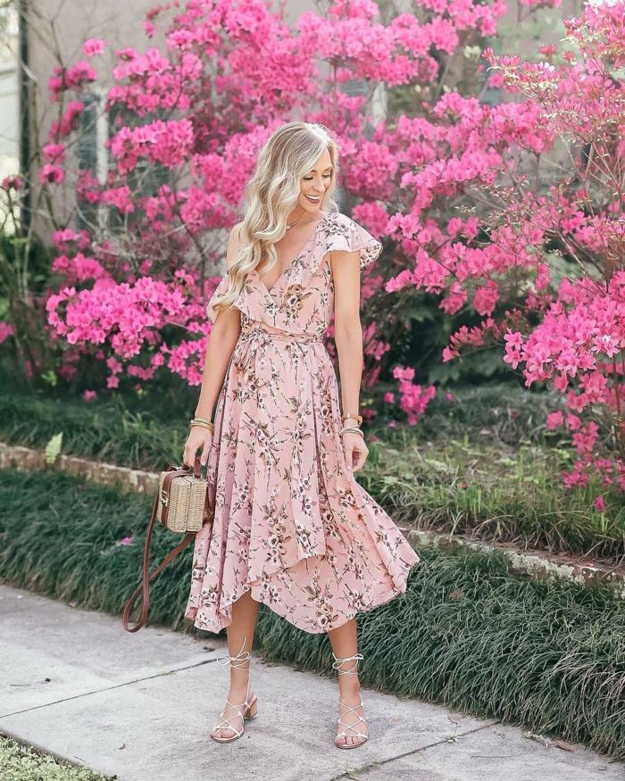 jolie robe estivale