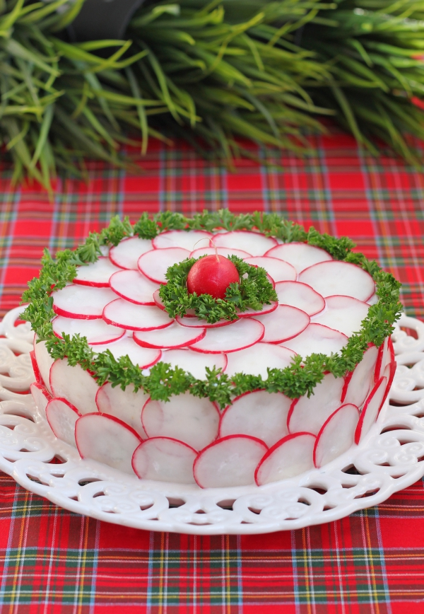 le radis belle tarte