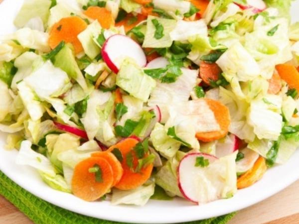 le radis des carottes