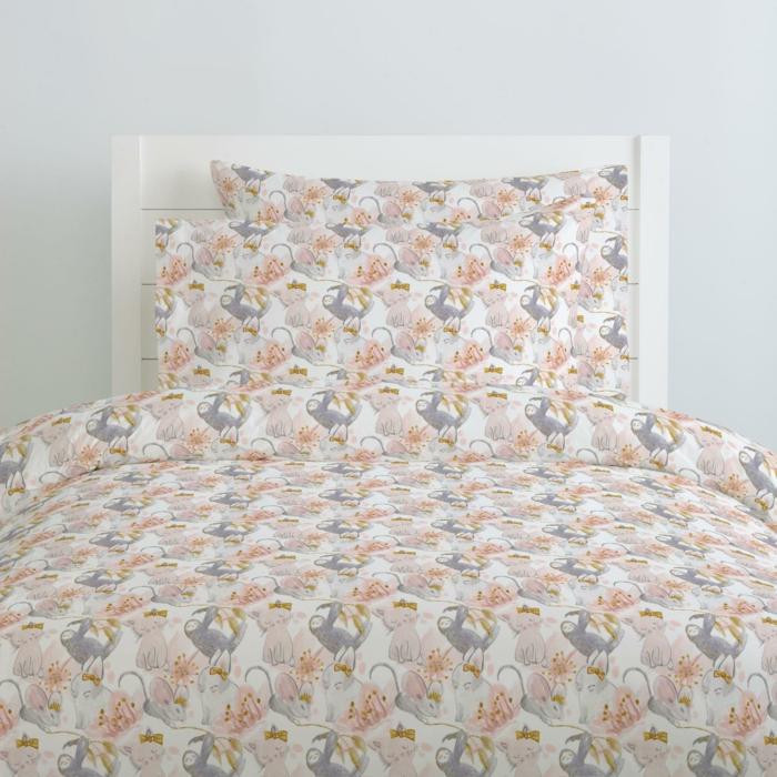 linge de lit le paresseux