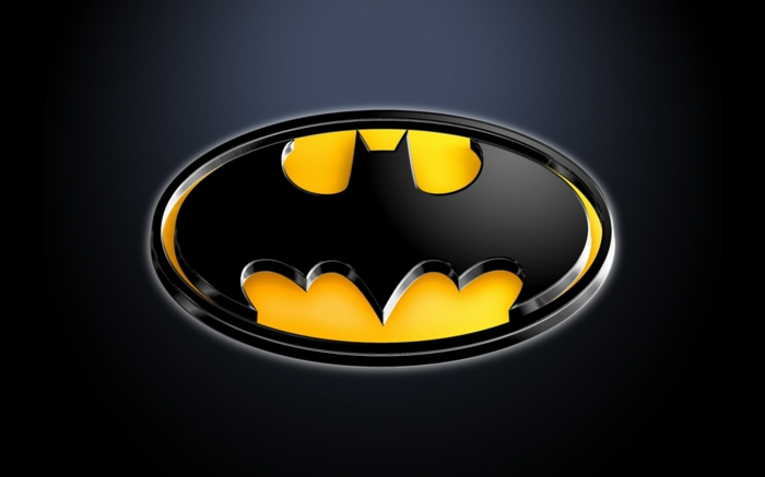 logo batman robert pattinson