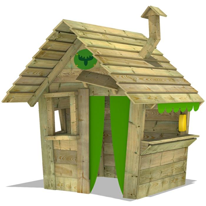 maisonette de jeux aire de jeux idée