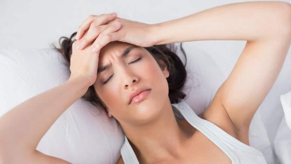 mal de tête douleur atroce