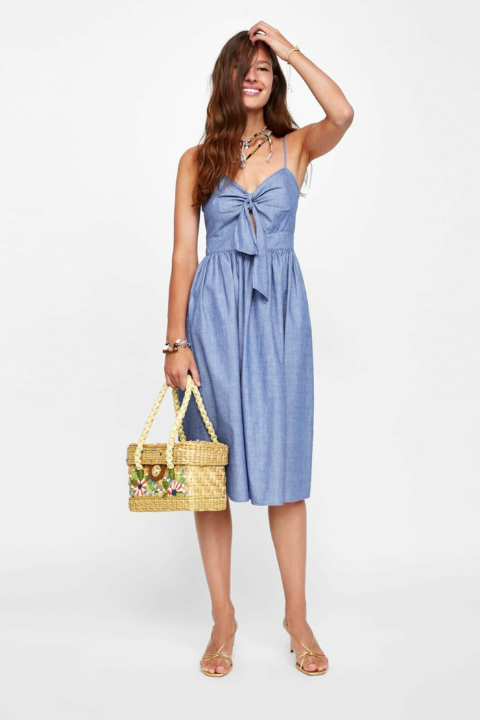 mode et beauté 2019 robe estivale