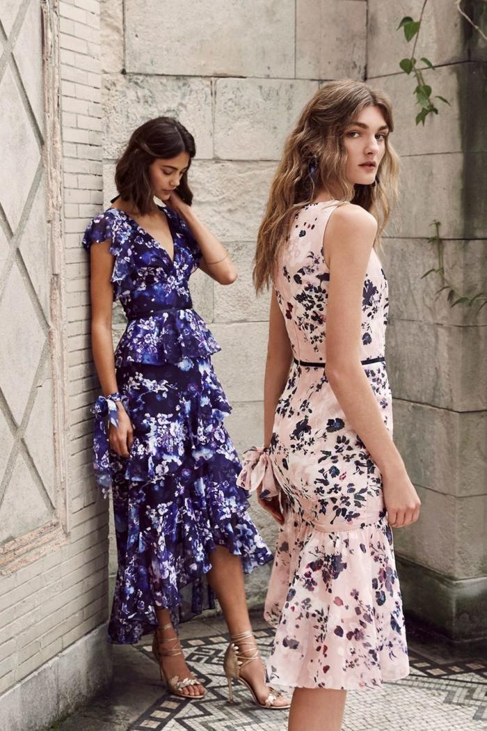mode femme inspiration 2019 robe estivale