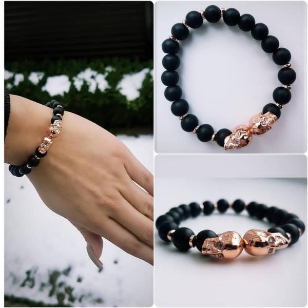 pierre shungite bracelet exquis