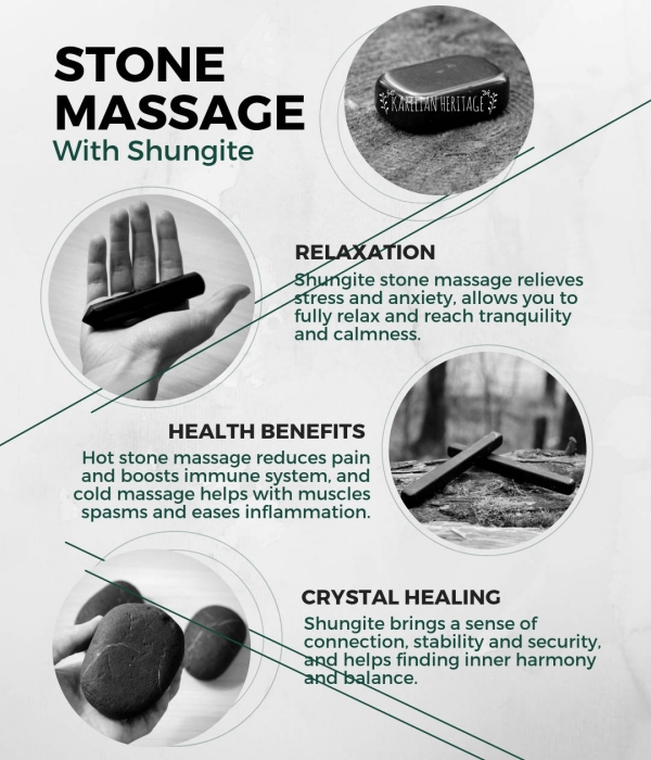 pierre shungite pour relaxation