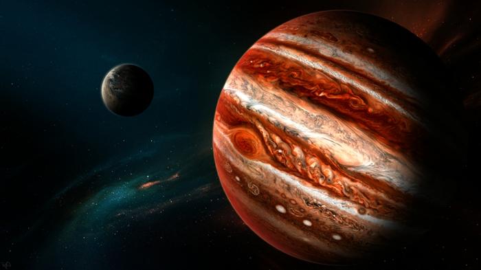 planète jupiter nommer une exoplanète