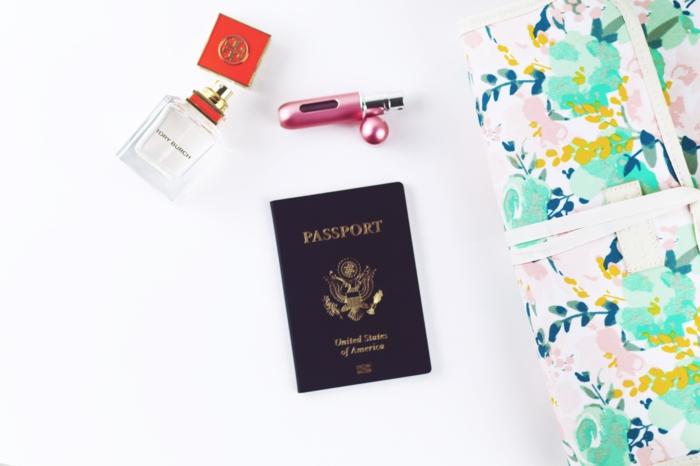 produits cosmétiques voyager