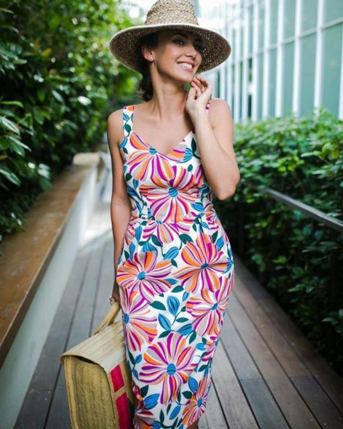 robe estivale élégante 2019