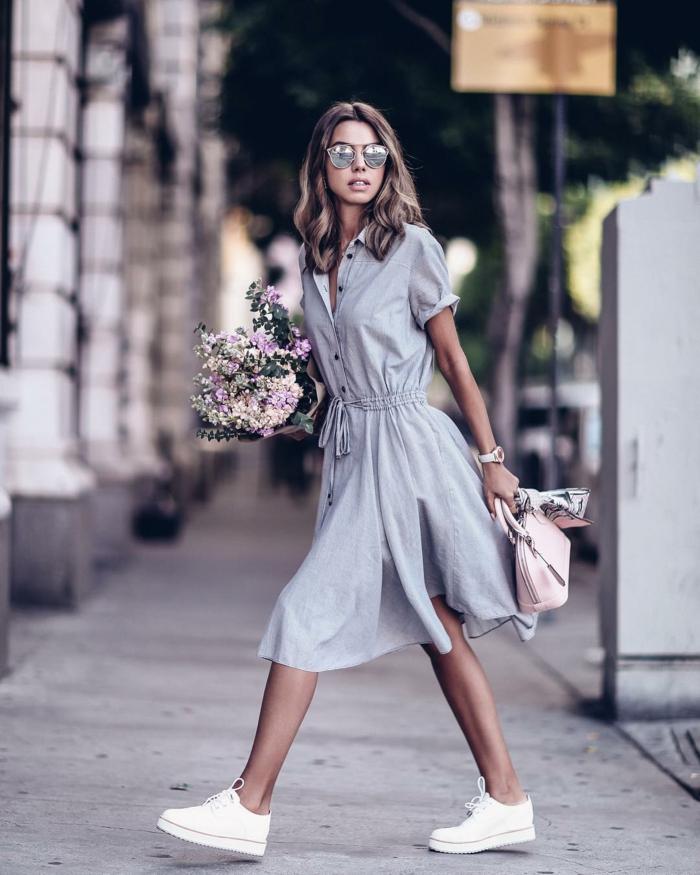 robe estivale idée inspirante