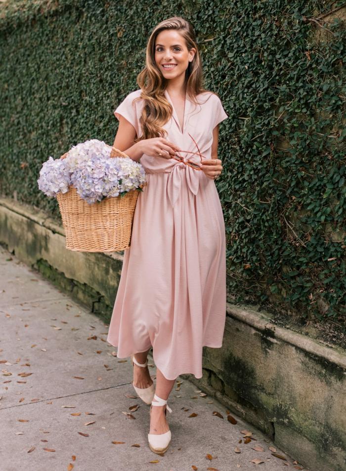 robe estivale robe fluide été