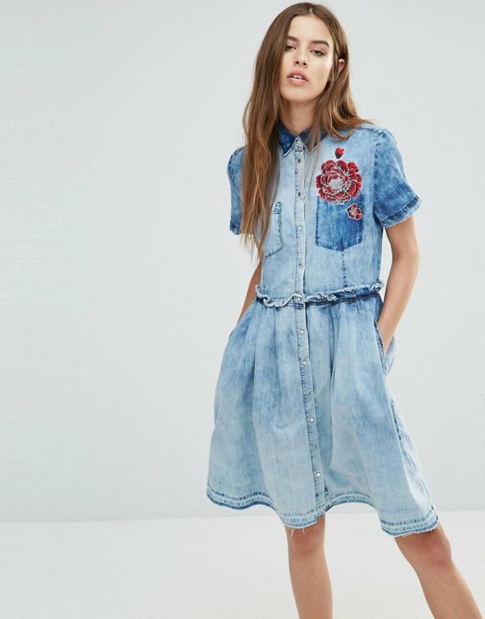 robe stylée idée robe estivale