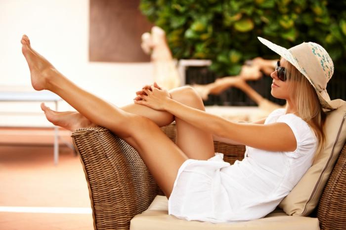 saison estivale comment lutter contre la cellulite