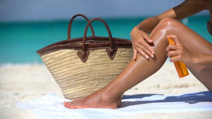 soulager un coup de soleil et soigner la peau