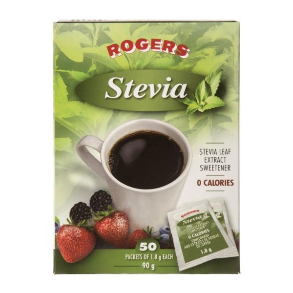 stévia sucre sans calories