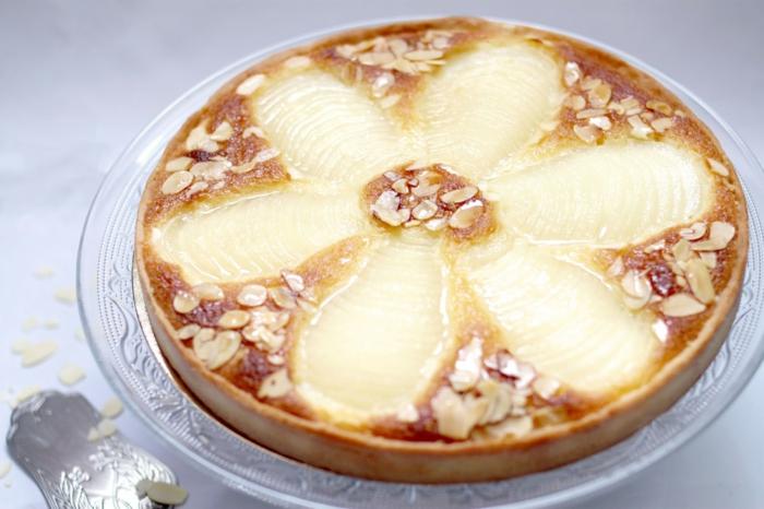 tarte bourdaloue dessert pour vos invités
