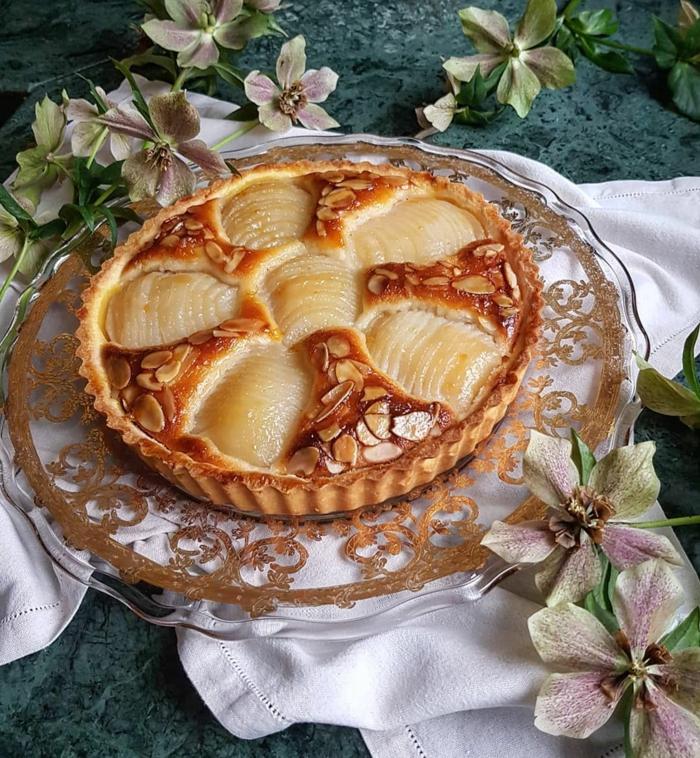 tarte bourdaloue réalisation facile