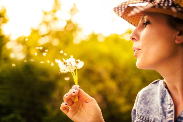 traitement allergies sortir dans la nature