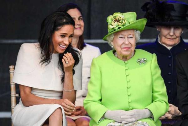 Élisabeth II un sens d'humour