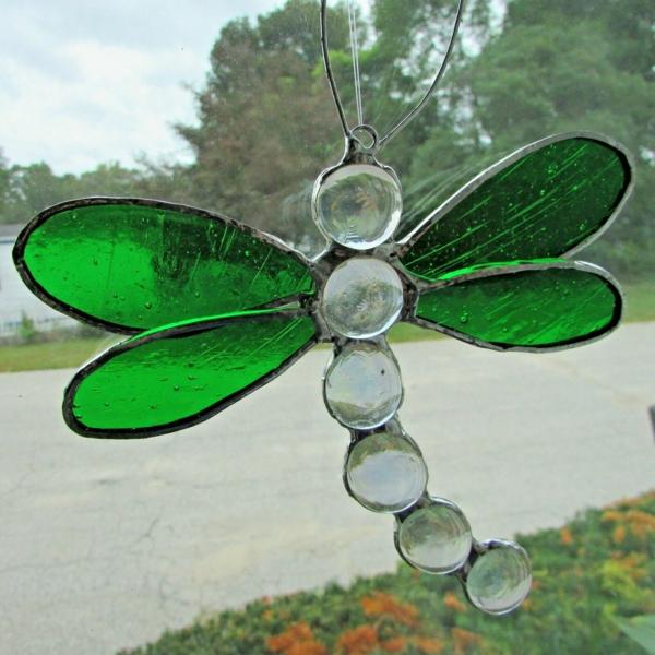 Attrape-soleil à fabriquer pierres en verre et métal