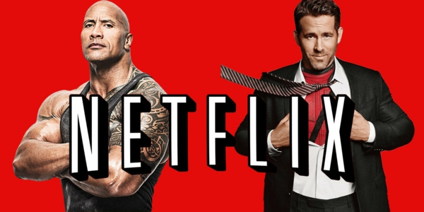 Netflix Red Notice Dwayne Johnson Ryan Reynolds
