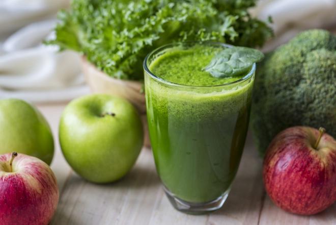 aliments contre la diarrhée jus de pomme