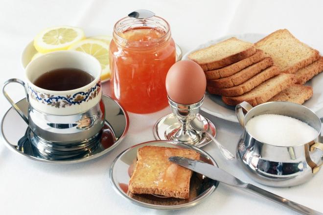 aliments contre la diarrhée petit déjeuner