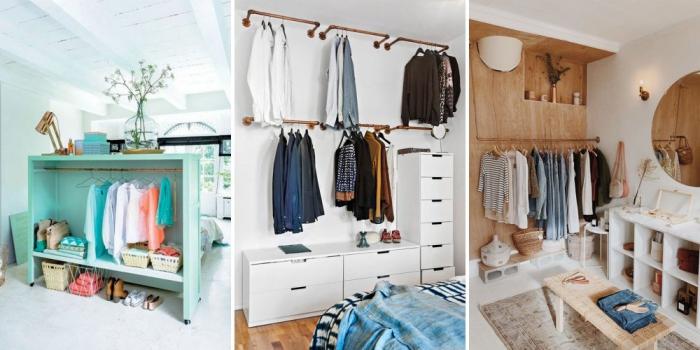 aménagement petit appartement solutions pour rangements