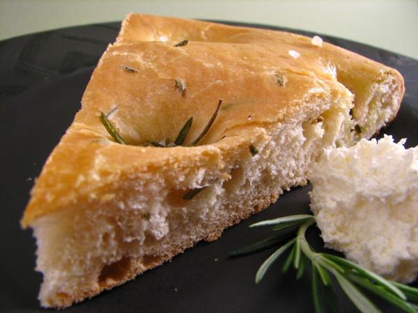 bienfaits du romarin du pain au romarin