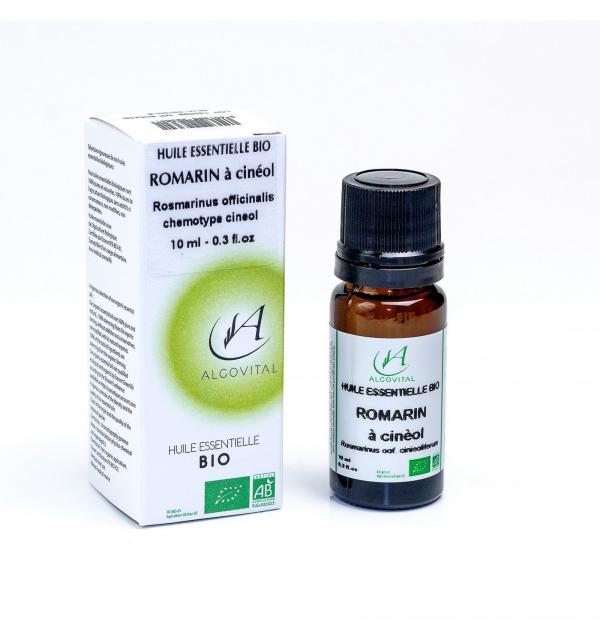 bienfaits du romarin huile essentielle