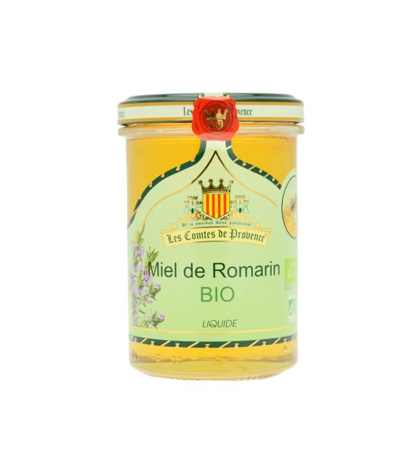 bienfaits du romarin sous forme liquide