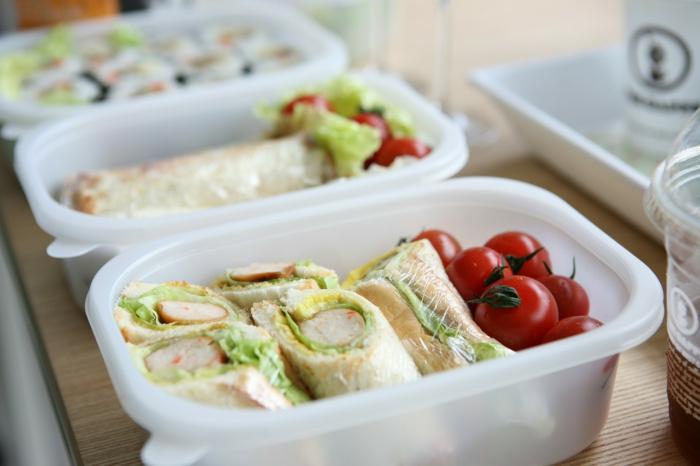 boîte à lunch articles ménages