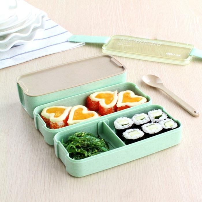 boîte bento sushi idée