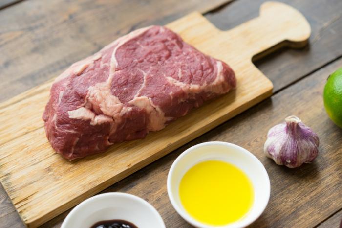 boeuf marinade pour viande rouge bbq saison estivale