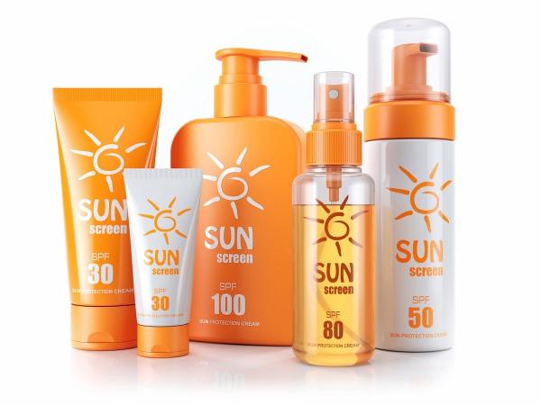 brûler au soleil crème protectrice