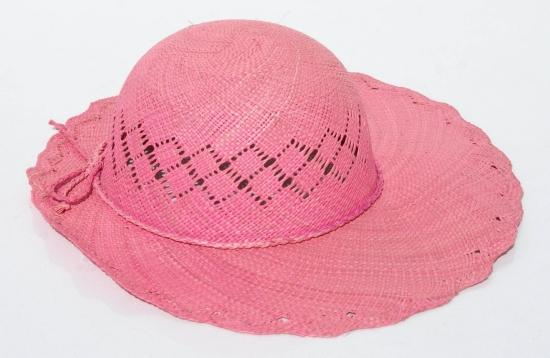 chapeau femme à crochet
