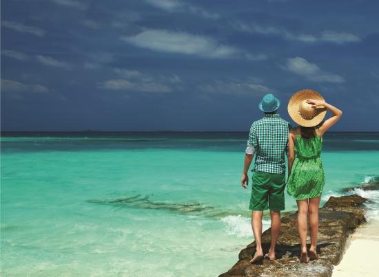 chapeau femme à la mer