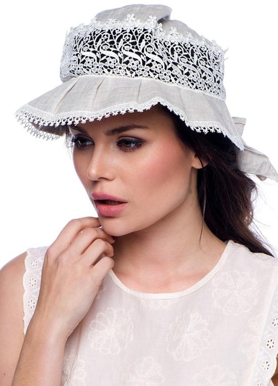 chapeau femme en tissu dur